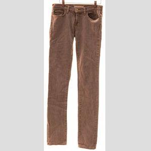 {J Brand} Gray Skinny Jeans sz. 27
